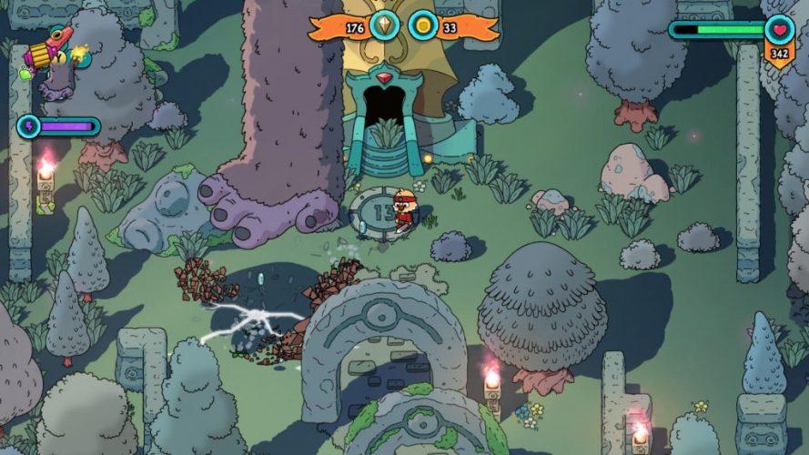 Обзор игры The Swords of Ditto