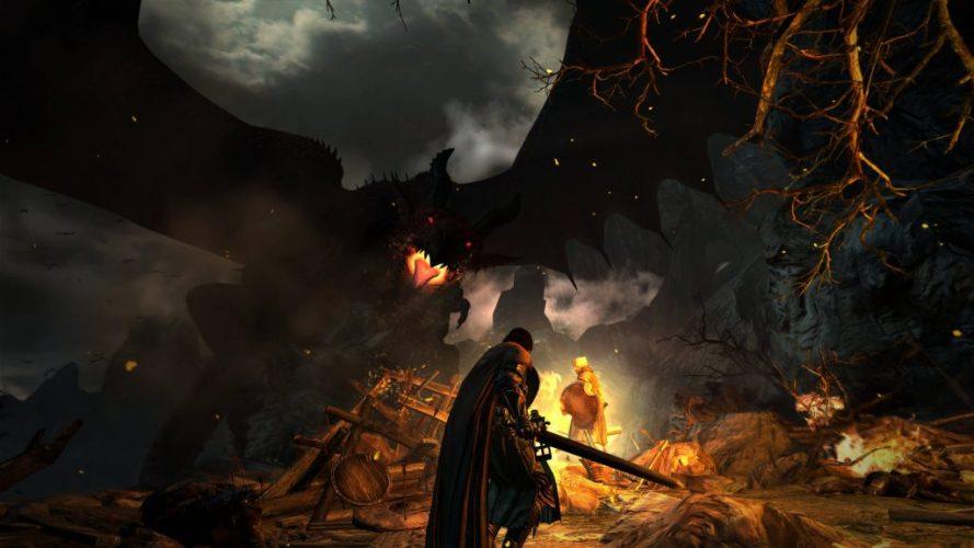 Пора перестать говорить об играх, что они «как Dark Souls»
