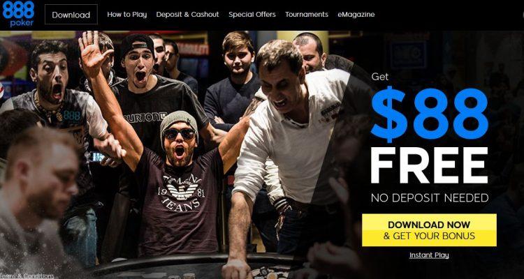 Как на сайте 888poker.com скачать клиент для игры: подробное руководство