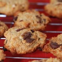 Kekse mit Mandelmehl | Low Carb