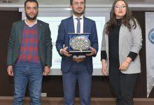 Photo of KMÜ'de Sosyal Girişimcilik Konferansı Verildi