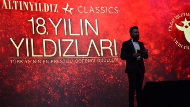 Photo of 'Altınyıldız Classics Yılın Yıldızları Ödülleri' sahiplerini buldu
