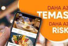 Photo of Restoranlarda Yeni Dönem: Temassız Sipariş