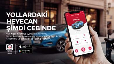 """Photo of """"NISSAN Türkiye Mobil Uygulaması"""" Devrede"""