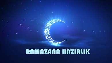 Photo of Ramazan'a Hazırlıklar Başlasın – 10 Hedef