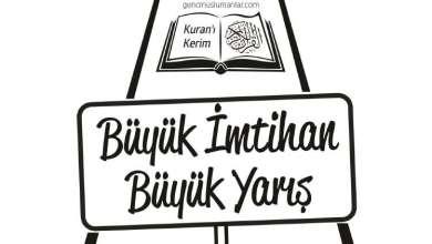 Photo of Büyük İmtihan Büyük Yarış (PDF)