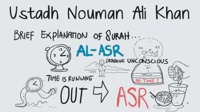 Photo of Asr Suresi Resimli Kısa Tefsir – Nouman Ali Khan