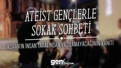 Photo of Ateist Gençle Sokak Sohbeti: Kuran Mucizesi