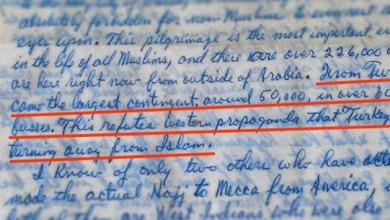 Photo of Malcolm X'in Hac'dan Gönderdiği Mektup