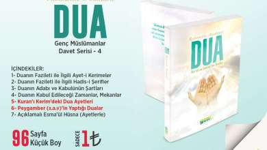 Photo of Kuran ve Sünnetten Dualar – Kitap (Yeni)