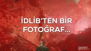 Photo of İdlib'ten Bir Fotoğraf…