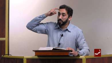 Photo of Kuran'da Yemin – Nouman Ali Khan