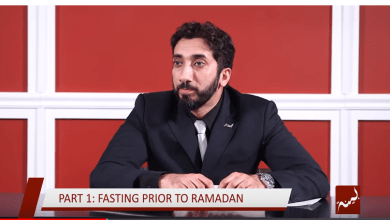 Photo of Allah'ın Kelamında Ramazan – Nouman Ali Khan