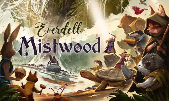 Everdell Mistwood Expansion