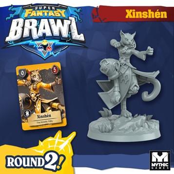 Xinshen, a new Champion