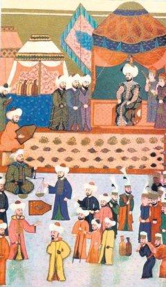 osmanlı devletinde padişah hocaları