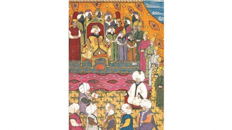 osmanlı devletinde padişahın tahta çıkışı