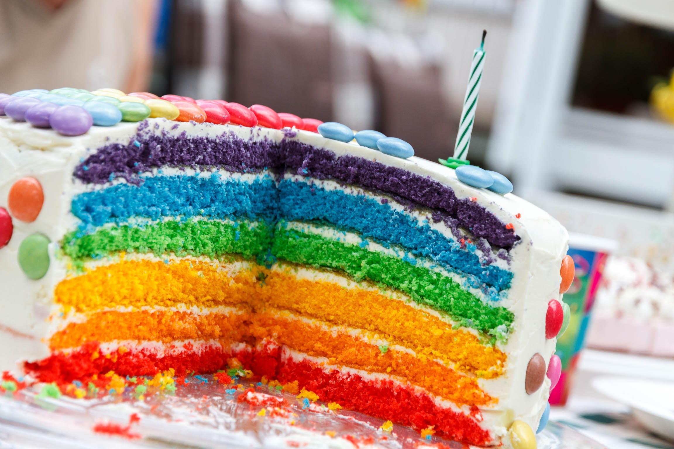 Рожден ден на Джендърландия