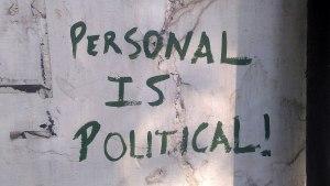 Време е и у нас личното да стане политическо