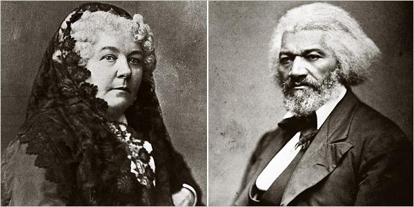 Stanton and Douglass