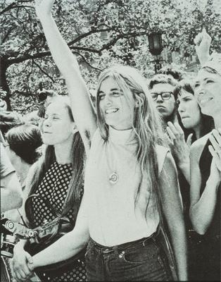 happy woman liberation