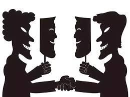 الفصام الأخلاقي: اللسان المسرّ والقلب المضرّ