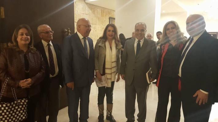 دة. عصمت حوسو - اطلاق كتاب (سوسيولوجيا التطرف والارهاب) في الأردن