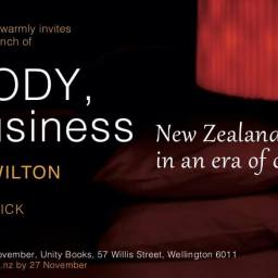 My Body, My Business – New Zealand Sex Workers in an Era of Change