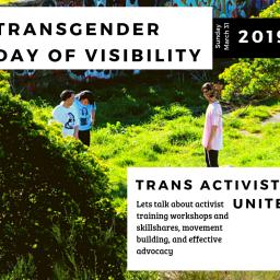 Transgender Day of Visibility 2019