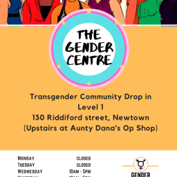 The Gender Centre is Moving!