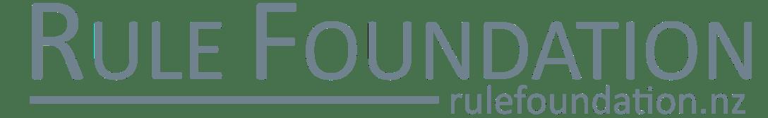 Rule Foundation logo