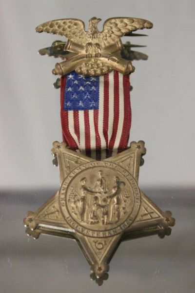 Photo of GAR Medal