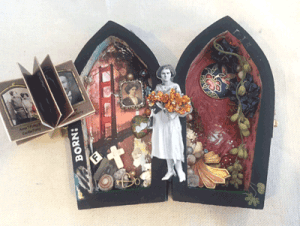 Photo of Ann Forty's Memory Box