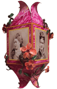 Photo of Female Ancestor Tulip Photo Cube