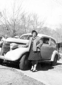 Consuelo Stoltz (1904-1969), ca. 1934