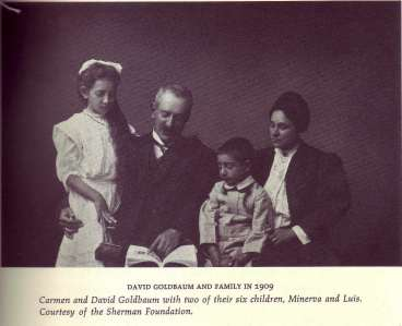 David Goldbaum Family