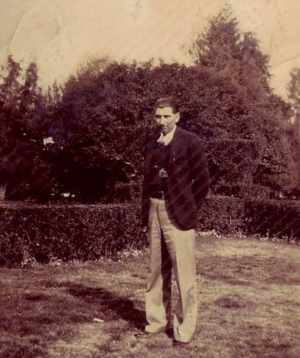 Leopoldo Alvarado, 1935