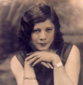 Maybelle Stoltz (1909-2001), circa 1930