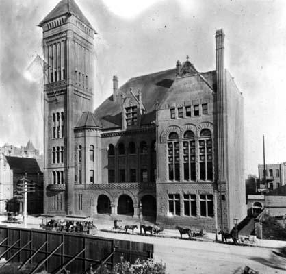Old City Hall, Los Angeles