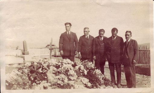 Funeral of Rosario (Moraila) García (1854-1924) in Ensenada