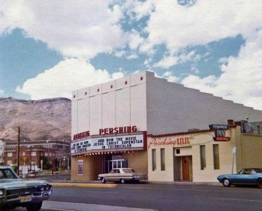 Pershing Theater, El Paso