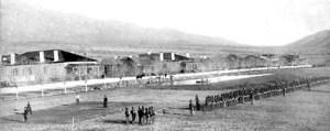 Fort Grant, Arizona Territory