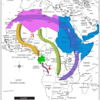 Mapping my YDNA flow in Africa