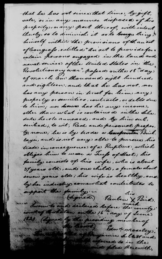 fold3_page_5_revolutionary_war_pension_and_bountyland_warrant_application_files