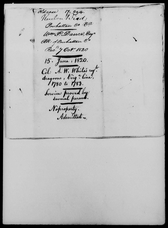 fold3_page_8_revolutionary_war_pension_and_bountyland_warrant_application_files