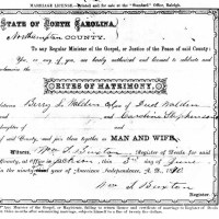 Researching Poorly Documented Ancestors: Harriet Roberts (Northampton County, NC)