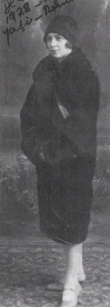 Lialia de Schwachheim, Tania's mother, in 1928