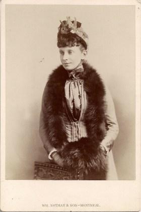 Mrs. Robert Lindsay (Mary Heloise Bagg)