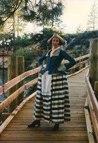 Costume from Merry Wives of Windsor