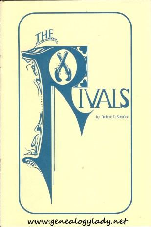 UMASS - 1987-03, The Rivals